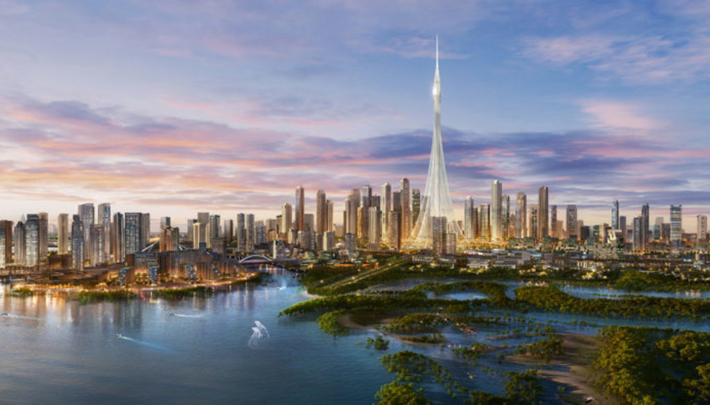 santiago-calatrava-the-tower-creek-dubai-designboom-header