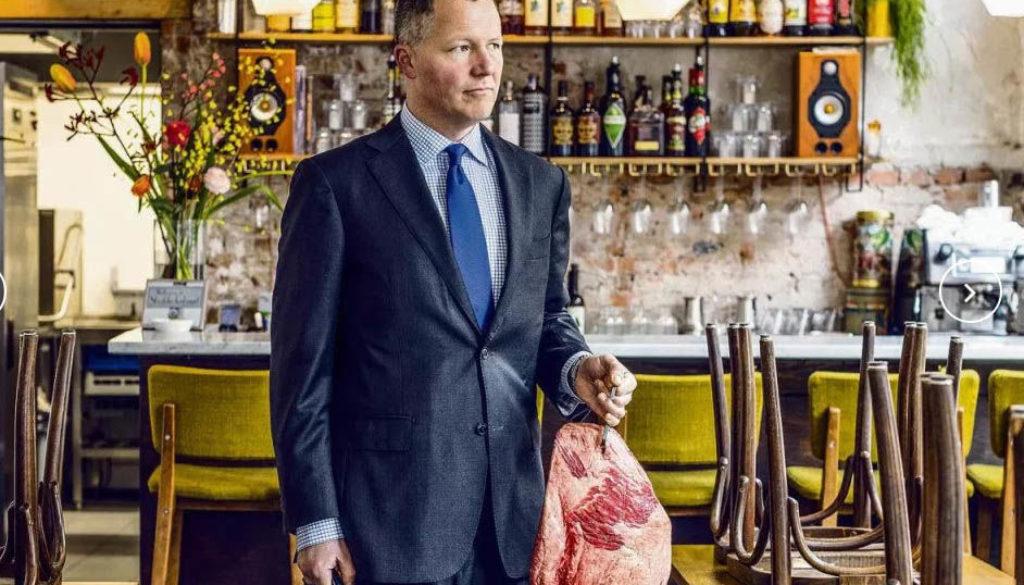 Restaurant pendergast Amsterdam meneren