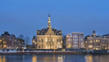 Pestana hotel amsterdam meneren