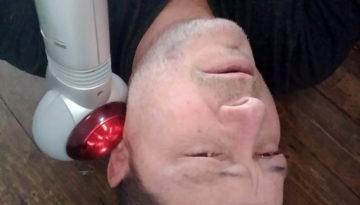Infrarood massage apparaat Marcel Maassen meneren dierbaar ding