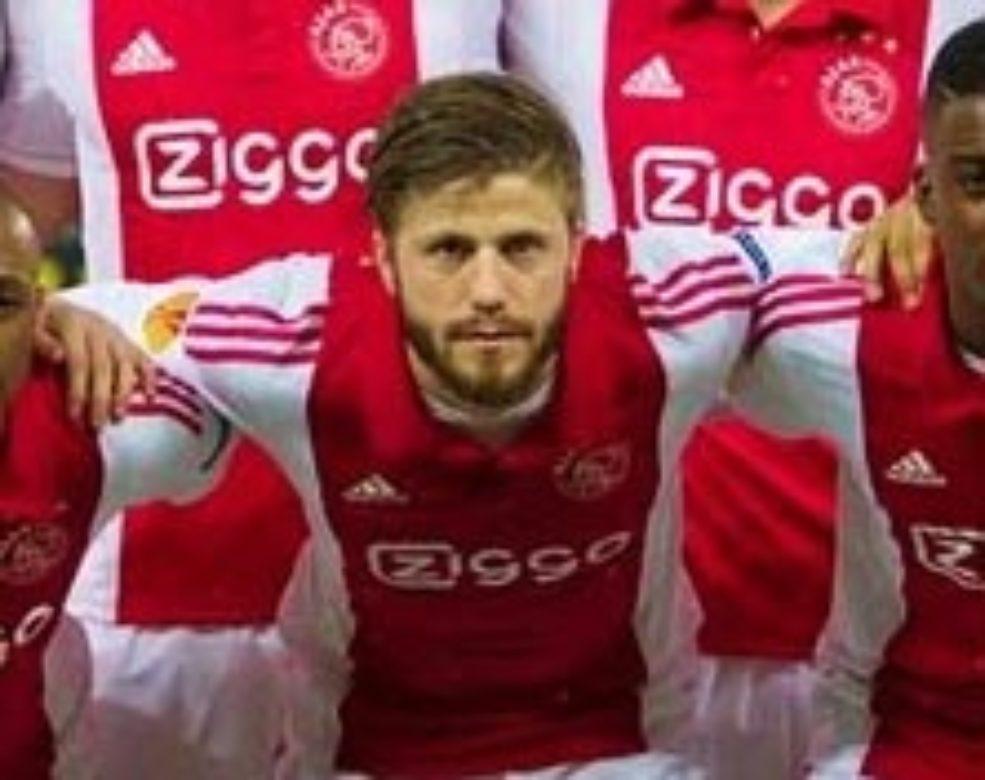 Lasse Schone Ajax nadagen Marcel Maassen Meneren