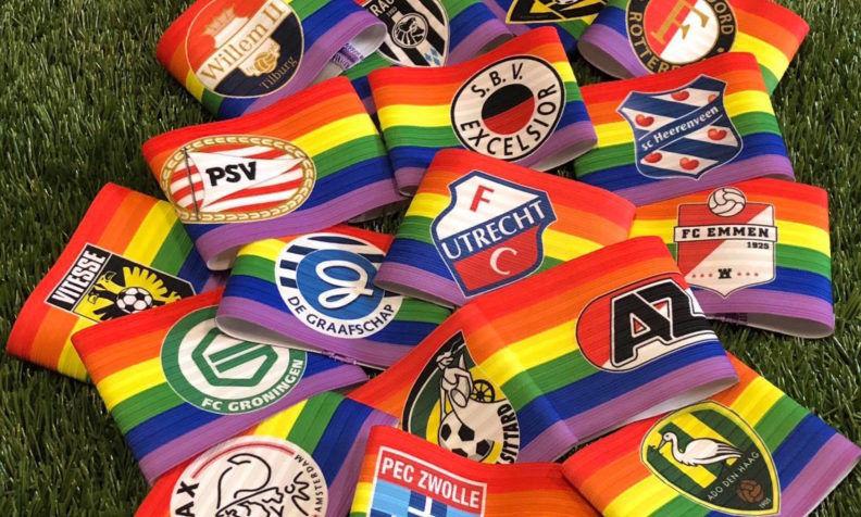 Guram Kashia Vitesse meneren Regenboog-armband