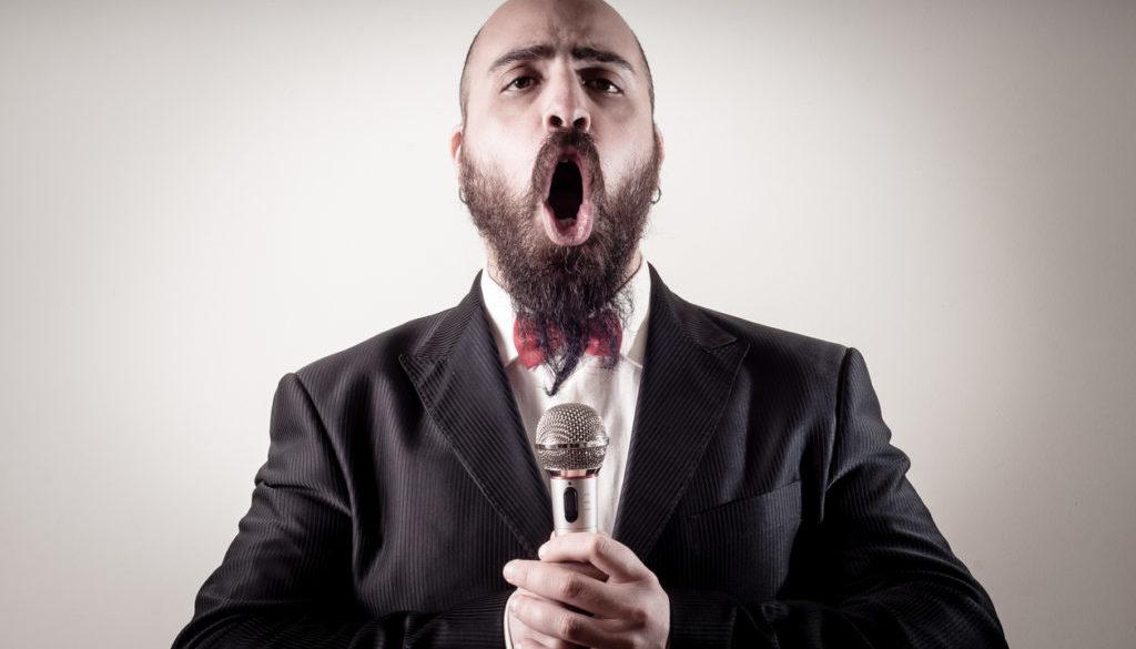 Een diep stem is een joy forever