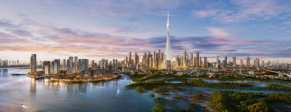 santiago-calatrava-the-tower-creek-dubai-designboom-header