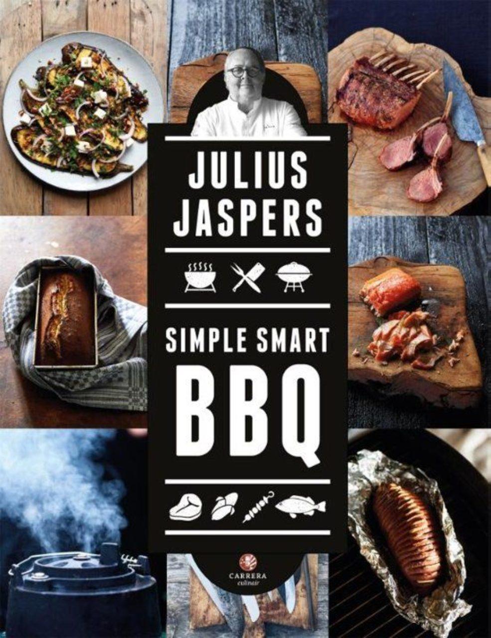 SImple smart bbq meneren Julius Jaspers