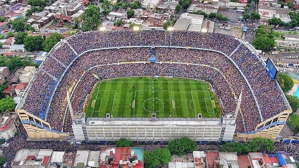 2River Plate Boca Juniors Superclassico meneren