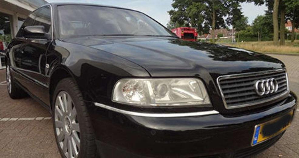 Audi A8 bouwjaar 2000